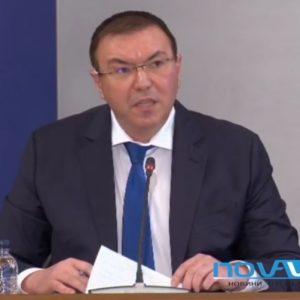 Ангелов: Изненадани сме изключително неприятно от AstraZeneca, самолетът стои и чака (ВИДЕО)