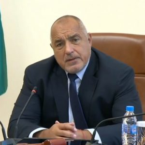 Борисов: Нито съм ходил в летните, нито в зимните Сараи