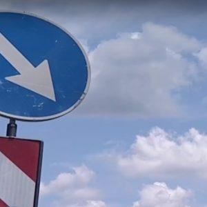 Временно ограничават движението по пътя Разград-Русе