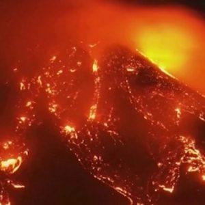 Най-високият действащ вулкан в Европа изригна отново