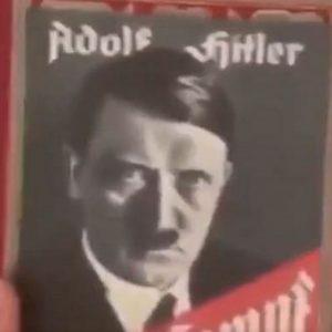 Откриха книгата на Хитлер в дома на заподозрян за атаката срещу Макрон