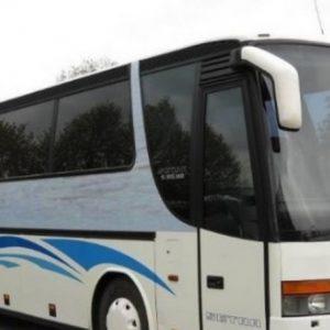 Хванаха шофьор на автобус от Варна пиян из Обзор