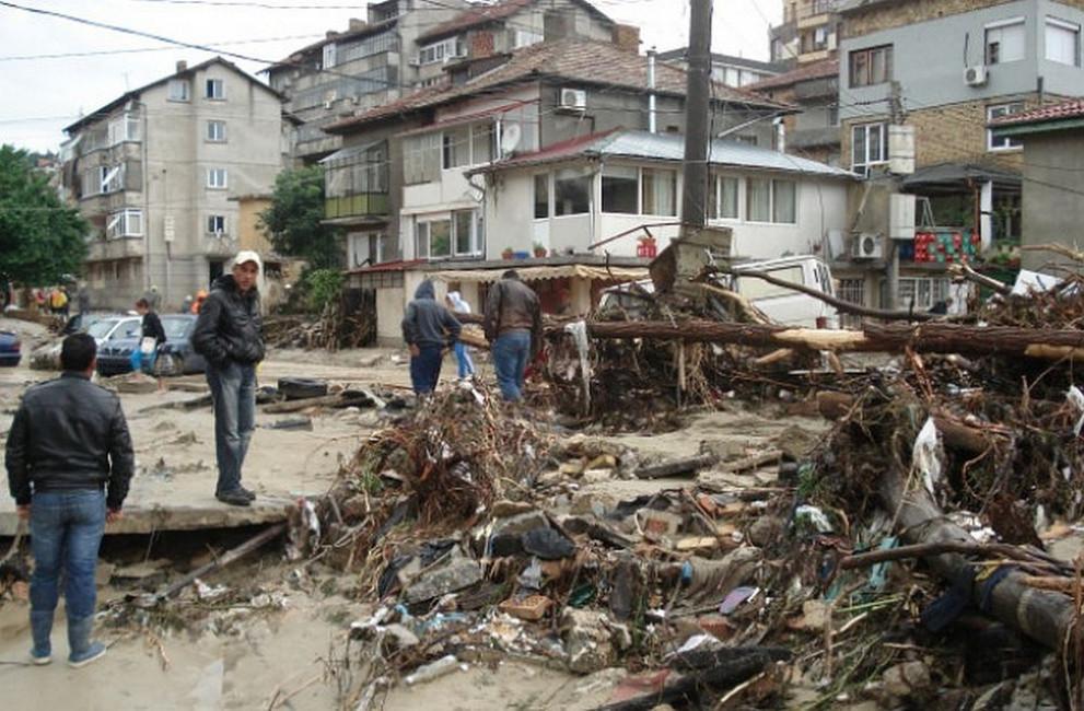 """Върнаха на прокуратурата делото за потопа в """"Аспарухово"""""""