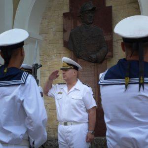 Варна отбеляза 129 години от рождението на контраадмирал Вариклечков