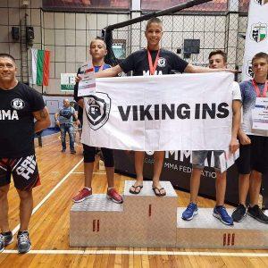 Варненци с 8 медала и купа след Държавния шампионат по ММА (СНИМКИ)