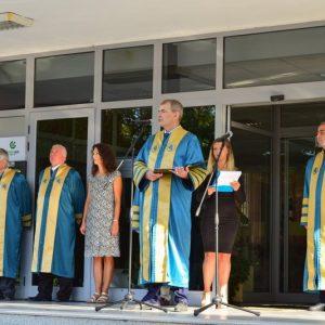 Вижте как откриха академичната година в Технически университет – Варна (СНИМКИ)