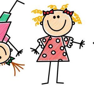 Възрастен означава възрастно дете. Честит празник на всички деца!