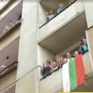 Днес от балконите аплодирахме българските учители