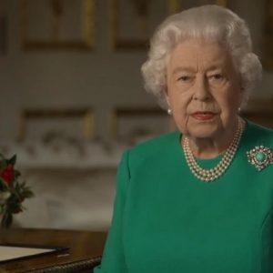 Кралицата с поредна публична поява след смъртта на принц Филип