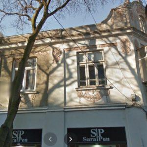 """Къщите на Варна – жилищна кооперация """"Русана Ангелова"""", люлката на варненския бокс"""