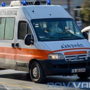Мъж е в кома след катастрофа в Русенско