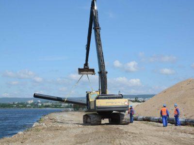 Новата тръба във Варненското езеро ще е на дълбочина 22 м