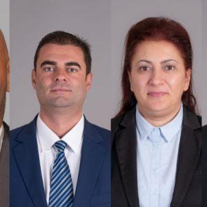 Общинските съветници от ГЕРБ-Варна с приемни за граждани от 1 до 4 юни