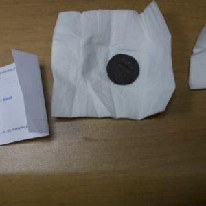 Откриха голямо количество старинни монети в кабинета на висш полицай (СНИМКИ)
