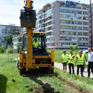 След анализ: продължава благоустрояването на междублоковите пространства във Варна
